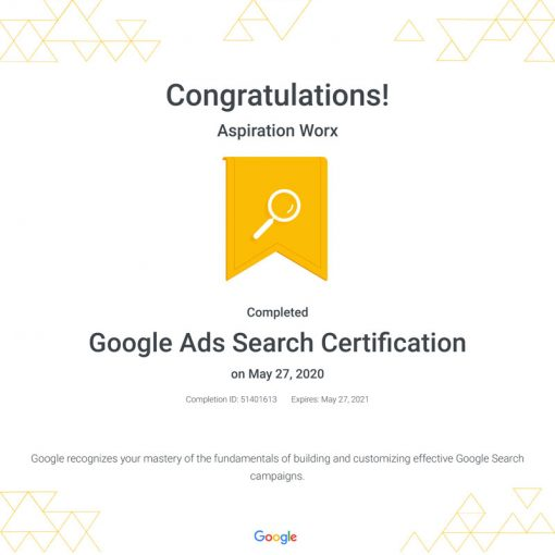 Google-Ads-Search-Certification-AWX
